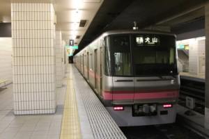 上飯田駅2
